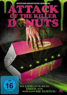 Attack of the Killer Donuts, DVD