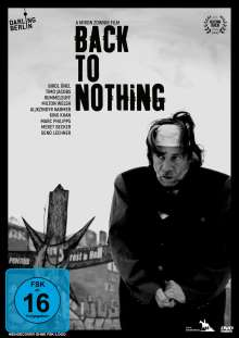 Back to Nothing, DVD