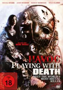 Havoc - Playing with Death, DVD