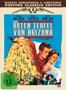 Die roten Teufel von Arizona (Limited Edition im Mediabook), DVD