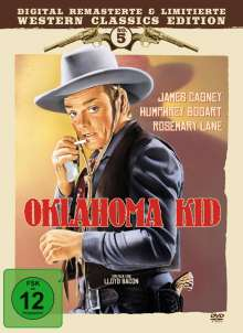 Oklahoma Kid (Limited Edition im Mediabook), DVD
