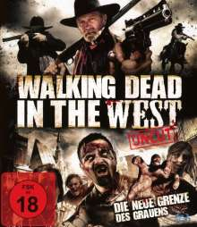 Walking Dead in the West (Blu-ray), Blu-ray Disc