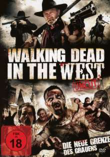 Walking Dead in the West, DVD
