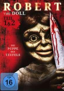 Robert - Die Puppe des Teufels 1 & 2, DVD
