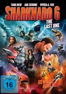 Sharknado 6 - The Last One, DVD