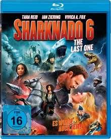 Sharknado 6 - The Last One (Blu-ray), Blu-ray Disc