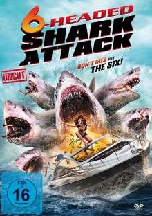 6-Headed Shark Attack, DVD