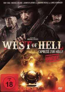 West Of Hell, DVD