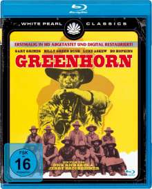 Greenhorn (Blu-ray), Blu-ray Disc