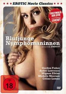 Blutjunge Nymphomaninnen, DVD