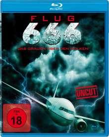 Flug 666 - Das Grauen über den Wolken (Blu-ray), Blu-ray Disc