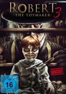 Robert 3 - The Toymaker, DVD