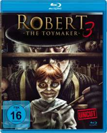 Robert 3 - The Toymaker (Blu-ray), Blu-ray Disc