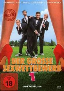 Der grosse Sexwettbewerb 1, DVD