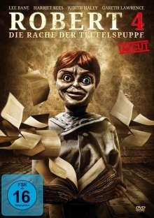 Robert 4 - Die Rache der Teufelspuppe, DVD