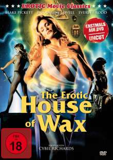 The Erotic House of Wax, DVD