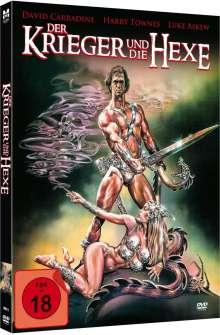 Der Krieger und die Hexe (Mediabook), DVD