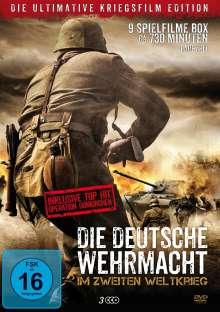 Die ultimative Kriegsfilm-Edition (9 Filme auf 3 DVDs), 3 DVDs