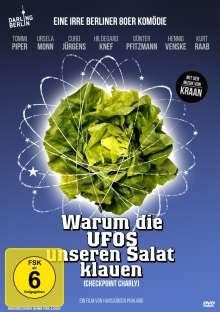Warum die UFOs unseren Salat klauen (Checkpoint Charly), DVD