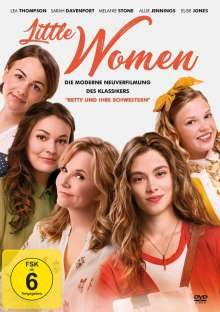 Little Women (2018), DVD