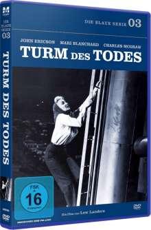 Turm des Todes, DVD