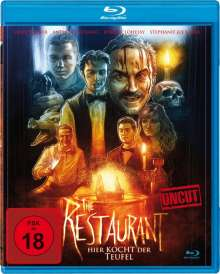 The Restaurant (Blu-ray), Blu-ray Disc