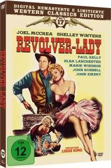 Revolver Lady (Limited Edition im Mediabook), DVD