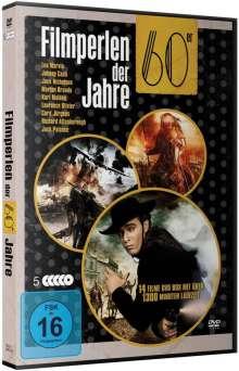 Filmperlen der 60er Jahre (14 Filme auf 5 DVDs), 5 DVDs