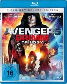 Avengers Grimm Trilogy (Blu-ray), 3 Blu-ray Discs