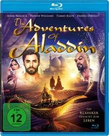 The Adventures Of Aladdin (Blu-ray), Blu-ray Disc