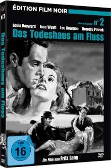 Das Todeshaus am Fluss (Mediabook), DVD
