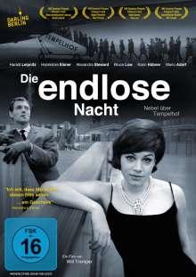 Die endlose Nacht, DVD