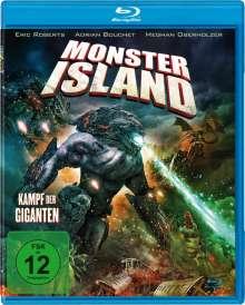 Monster Island - Kampf der Giganten (Blu-ray), Blu-ray Disc