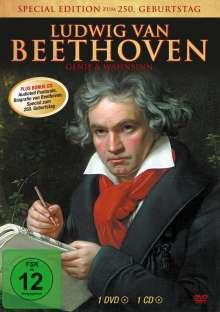 Ludwig van Beethoven (Special Edition), 1 DVD und 1 CD