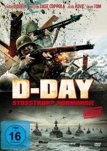 D-DAY - Stosstrupp Normandie, DVD