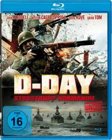 D-DAY - Stosstrupp Normandie (Blu-ray), Blu-ray Disc
