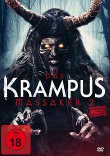 Das Krampus Massaker 2, DVD