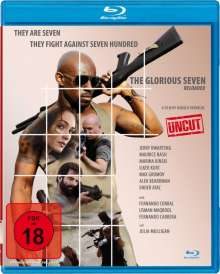 The Glorious Seven Reloaded (Blu-ray), Blu-ray Disc