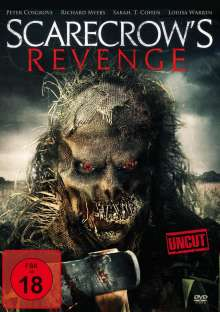 Scarecrows Revenge, DVD