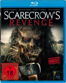 Scarecrows Revenge (Blu-ray), Blu-ray Disc