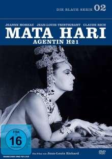 Mata Hari - Agentin H21, DVD