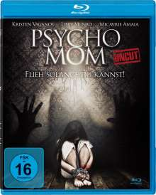 Psycho MOM (Blu-ray), Blu-ray Disc