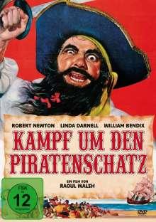 Kampf um den Piratenschatz, DVD