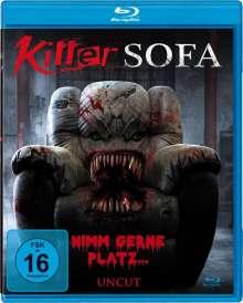 Killer Sofa (Blu-ray), Blu-ray Disc