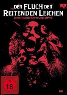 Der Fluch der reitenden Leichen - Die Rückkehr der Tempelritter, DVD