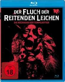 Der Fluch der reitenden Leichen - Die Rückkehr der Tempelritter (Blu-ray), Blu-ray Disc