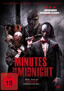 Minutes to Midnight, DVD