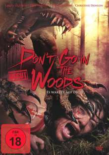 Don't go in the Woods, DVD