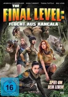 The Final Level: Flucht aus Rancala, DVD
