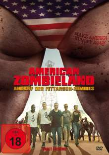 American Zombieland, DVD